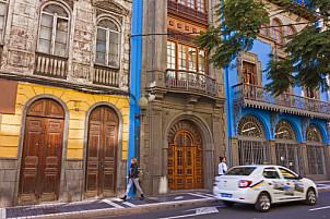 Triana Barrio in Las Palmas
