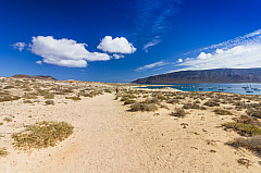 Playa de la Francesa La Graciosa