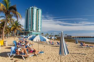 Playa El Reducto - Lanzarote