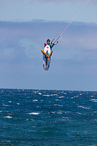 kite surf and wing foil burrero - gran canaria