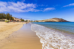 Gando Beach