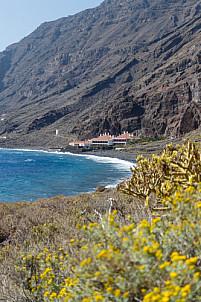 Las Playas y el Parador - El Hierro