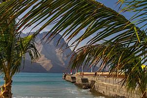 Puerto de las Nieves pier
