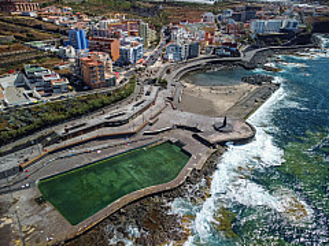 Piscinas naturales de Bajamar - Tenerife