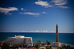 Faro Lighthouse Maspalomas