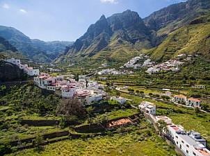 El Valle de Agaete - Agaete Valley