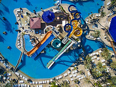 Taurito swimming pool water slides