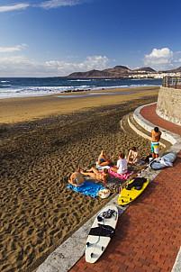 Las CAnteras Surfers
